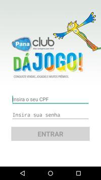 Panaclub Dá Jogo poster