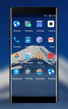 Theme for Panasonic Eluga Ray Max HD screenshot 1