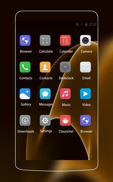 Theme for Panasonic P75 HD screenshot 1