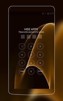 Theme for Panasonic P75 HD screenshot 2