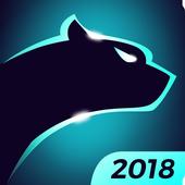Cheetah Keyboard-Gif,Emoji Keyboard&3D Themes icon
