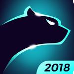 Cheetah Keyboard - صور متحركة وإيموجي وسمات 3D APK