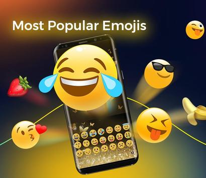 Cheetah Keyboard-Gif,Emoji Keyboard&3D Themes screenshot 3