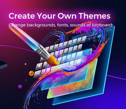 Cheetah Keyboard-Gif,Emoji Keyboard&3D Themes screenshot 5