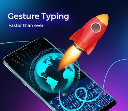 Cheetah Keyboard-Gif,Emoji Keyboard&3D Themes screenshot 7