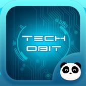 Tech Obit  - Panda Launcher Theme icon