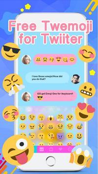 Free Emoji For Twitter screenshot 1
