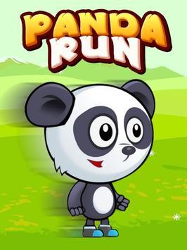 Panda Runner poster