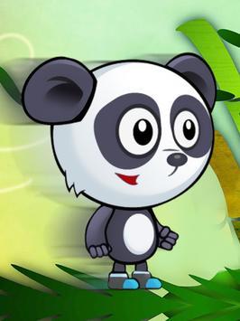 Panda Runner screenshot 1