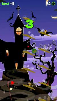 Zombie Fall Monster Drop screenshot 1