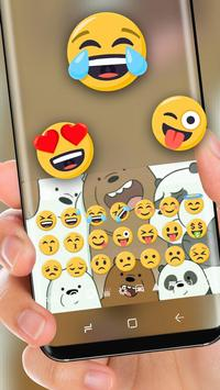 Panda Brother keyboard theme screenshot 1