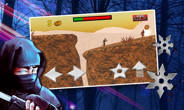 3D Ninja Warrior Run screenshot 6