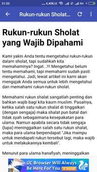 PANDUAN SHOLAT WAJIB screenshot 3