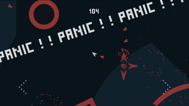 ! PANIC ! poster