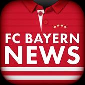 FC Bayern München App - News, Spielplan icon