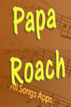 All Songs of Papa Roach poster