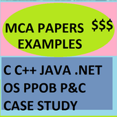 MCA Question Papers Samples icon