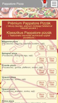Pappatore Pizza poster