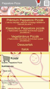 Pappatore Pizza screenshot 1