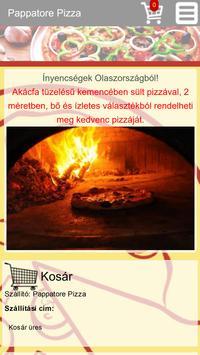 Pappatore Pizza screenshot 3