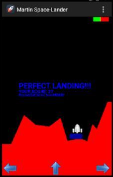 Martin Space Lander apk screenshot