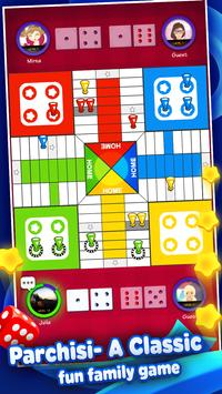 Parchisi Family Dice Game screenshot 1
