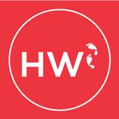 Hi Walk icon