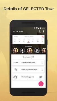 Hi Walk screenshot 2