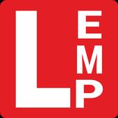 Lumax Employee App icon