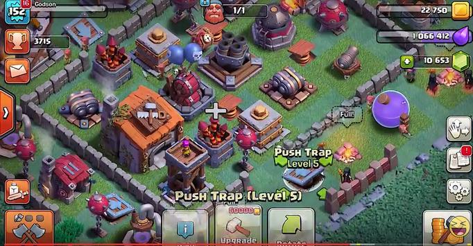 Trick To Play COC game screenshot 6