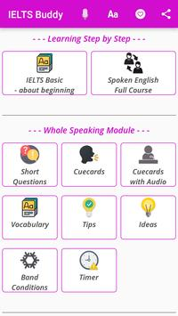 IELTS Buddy poster
