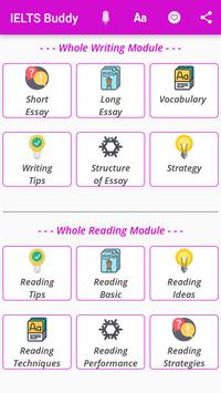 IELTS Buddy screenshot 1