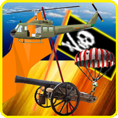 Heli-Shooter :Shoot Helicopter icon