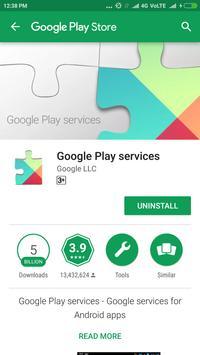 Services Update Informer screenshot 2