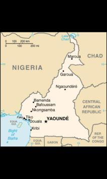 Wallpaper Cameroon screenshot 1
