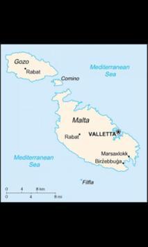 Wallpaper Malta poster