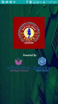 ASCPS School poster