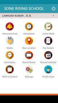 Sone Rising School apk screenshot