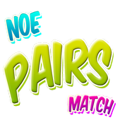 Noah pairs match memory icon