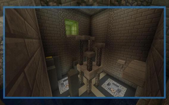 Flood Escape - Parkour map for MCPE screenshot 3