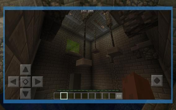 Flood Escape - Parkour map for MCPE screenshot 6