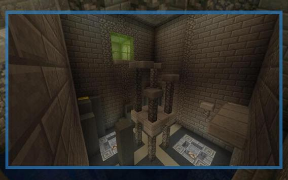 Flood Escape - Parkour map for MCPE screenshot 7