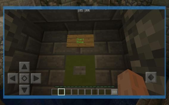 Flood Escape - Parkour map for MCPE screenshot 8