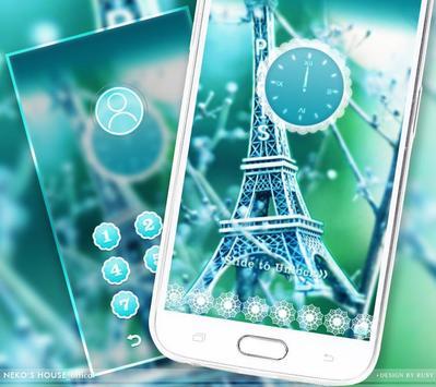Elegant Paris Eiffel Tower Theme screenshot 5