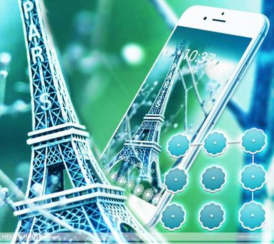 Elegant Paris Eiffel Tower Theme screenshot 3