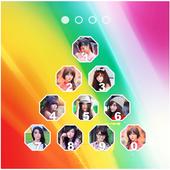 Colorful Lock Screen icon