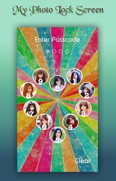 Colorful Lock Screen screenshot 3
