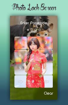 Cute Dog Lock Screen screenshot 4