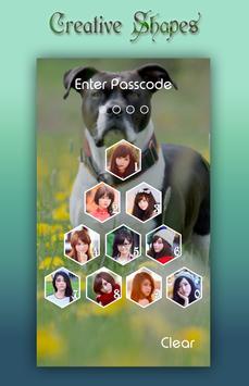Cute Dog Lock Screen screenshot 5