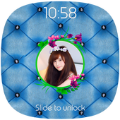 Blue Lock Screen icon